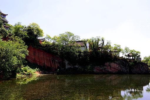 湖北黄州赤壁