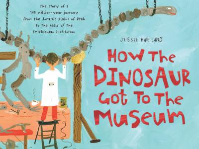 《How Dinosaurs Got to Museum》