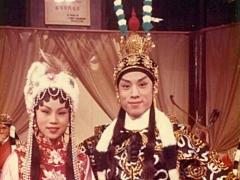 李龙与李凤经常同台演出(《大锣大鼓好戏派》图片)